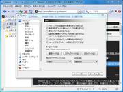 Sleipnir 2.9 オプション設定 イメージ