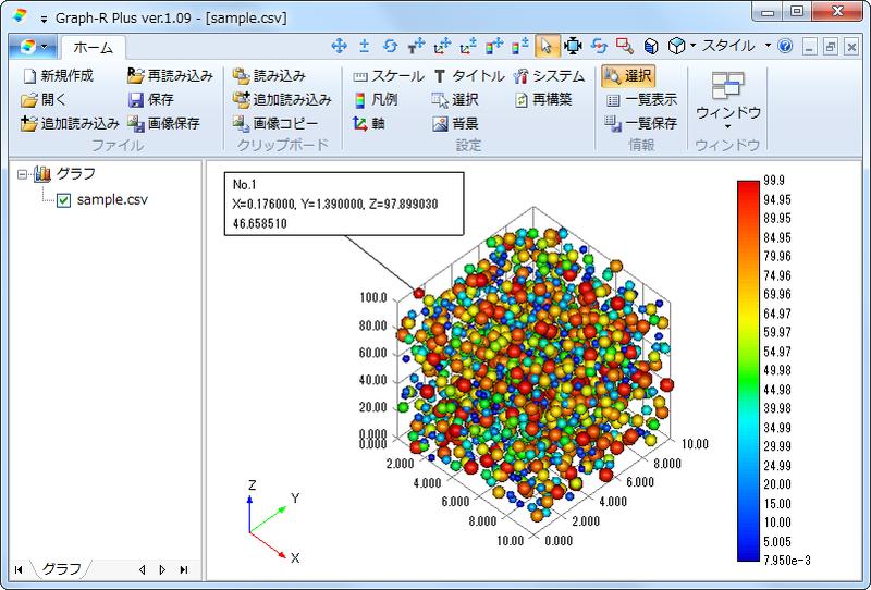 Graph R Plus 試用版の詳細情報 Vector ソフトを探す