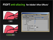 PSOFT anti-aliasing for After Effects